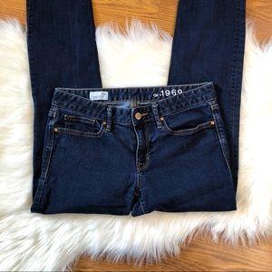 Gap 1969 Always Skinny Jeans Size 28r
